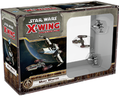 Star Wars X-Wing (1st Edition) Scum - Most Wanted