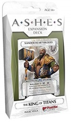 Ashes: Expansion Deck - The King of Titans