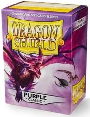 Dragon Shield 10009: Standard - Classic Purple, 100ct box