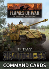 FW265C: D-Day - Waffen-SS Command Card Pack