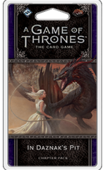 A Game of Thrones: The Card Game (2nd Edition) Chapter Pack - In Daznak's Pit