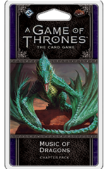 A Game of Thrones: The Card Game (2nd Edition) Chapter Pack - Music of Dragons