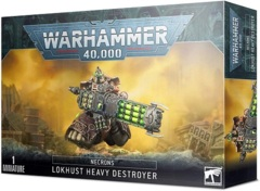 Necrons - Lokhust Heavy Destroyer