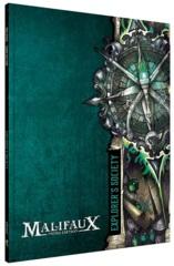 3rd Ed Faction Book: Explorer's Society