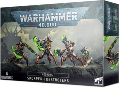 Necrons - Skorpekh Destroyers