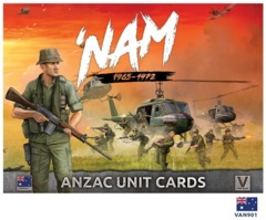 VAN901: ANZAC Forces in Vietnam (Unit Cards)