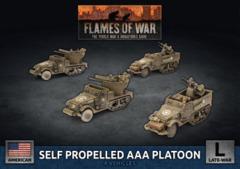 UBX83: Self Propelled AAA Platoon
