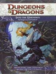 Into the Unknown: The Dungeon Survival Handbook (D&D 4th ed. 2012)