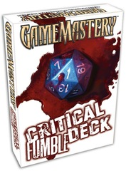 Gamemastery Cards: Critical Fumble Deck