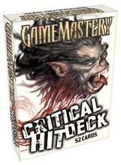 Gamemastery Cards: Critical Hit Deck