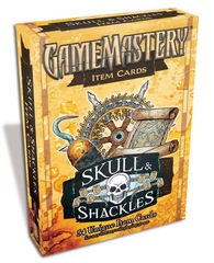 Gamemastery Cards: Item - Skulls & Shackles Adventure Path