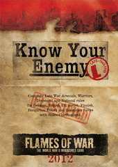 FW221: Know Your Enemy (Late War-2012 Edition) [OOP]