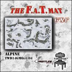 F.A.T. Mat: Alpine 6'x4'