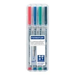 Staedtler Lumocolor: Water Soluble Marker Set