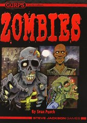 GURPS RPG 4th Edition: Zombies