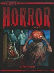 GURPS RPG 4th Edition: Horror (hardback)