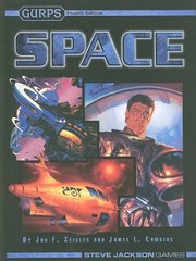 GURPS RPG 4th Edition: Space (soft cover)