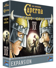 Caverna: Cave vs. Cave 2nd Era Expansion