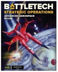 BattleTech: Strategic Operations - Advanced Aerospace Rules