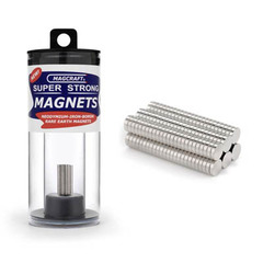 Disc Magnets - NSN 0592 - 1/8