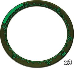 Hordes: Area of Effect Ring Markers, 4