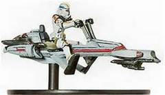 Clone Trooper on BARC Speeder #02