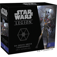 Star Wars Legion: Separatist - BX-series Droid Commandos Unit