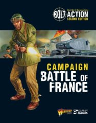 Bolt Action (2nd Edition) Campaign: Battle of France
