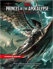 D&D Adventure: Princes of the Apocalypse