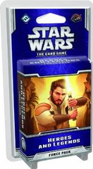Star Wars: The Card Game Force Pack - Heroes and Legends