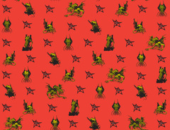 Gaming Paper: Cthulhu Wrapping Paper