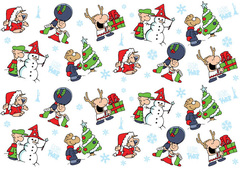 Gaming Paper: Dork Tower Wrapping Paper