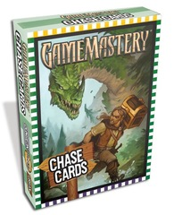 GameMastery Cards: Chase Cards Deck