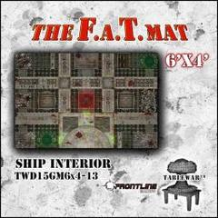 F.A.T. Mat: Ship Interior 6'x4'