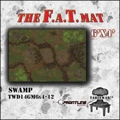 F.A.T. Mat: Swamp 6'x4'
