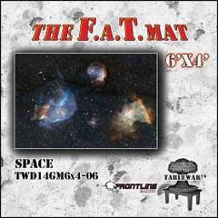 F.A.T. Mat: Space 6'x4'
