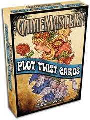 Gamemastery Cards: Plot Twist Cards