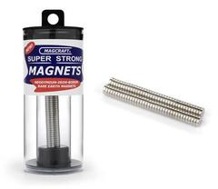 Disc Magnets - NSN 0657 - 1/4