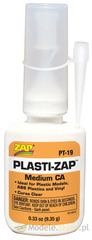 Plasti-Zap - Medium CA (0.33 oz)