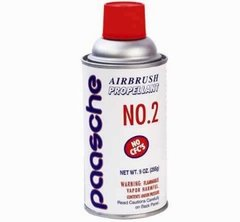 Paasche Airbrush Co - No. 2 Airbrush Propellant (11oz)