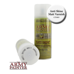 Colour Primer: Anti Shine Matt Varnish