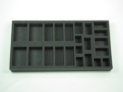 Flames of War: US 3rd Infantry Division Support Tray