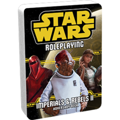 Adversary Deck - Imperials & Rebels II