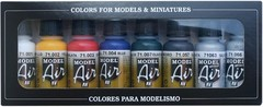Set: Basic Colors (8x17ml) - AV 71174