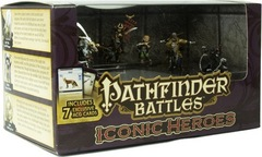 Pathfinder Battles: Iconic Heroes Set #6