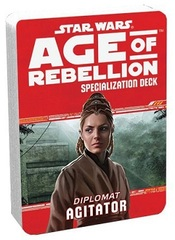 Age of Rebellion: Specialization Deck - Agitator