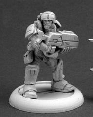 50254 - Jazz Jenkins, IMEF Marine