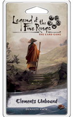 Legend of the Five Rings: Elemental Dynasty Pack - Elements Unbound
