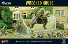 Bolt Action Terrain: Wrecked House