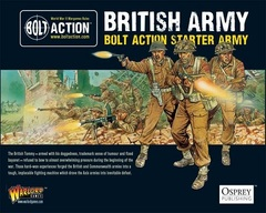 Bolt Action (2nd Ed): Starter Army - British Army